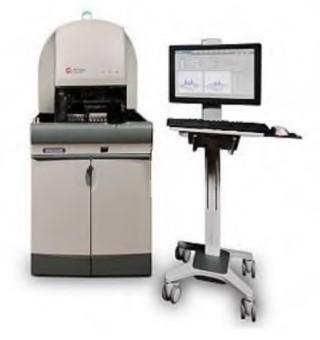 Рис.55 Гематологический анализатор UniCell DxH 800 (Beckman Coulter) использующий систему раннего обнаружения сепсиса.