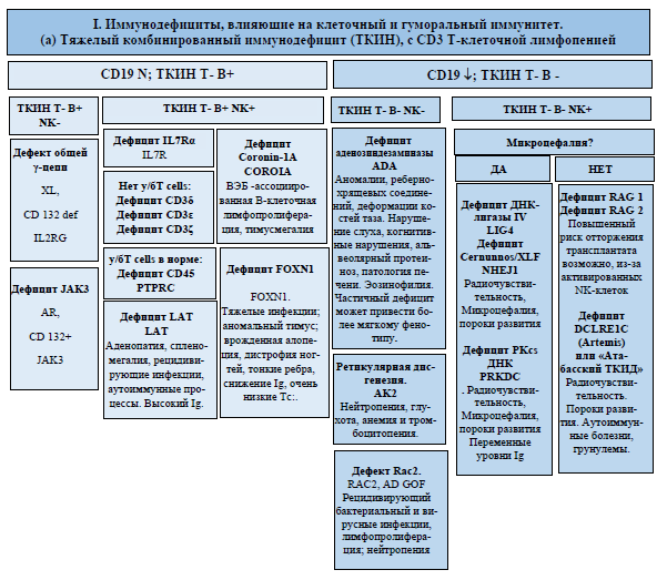 Глава 12. Болезни иммунной системы
